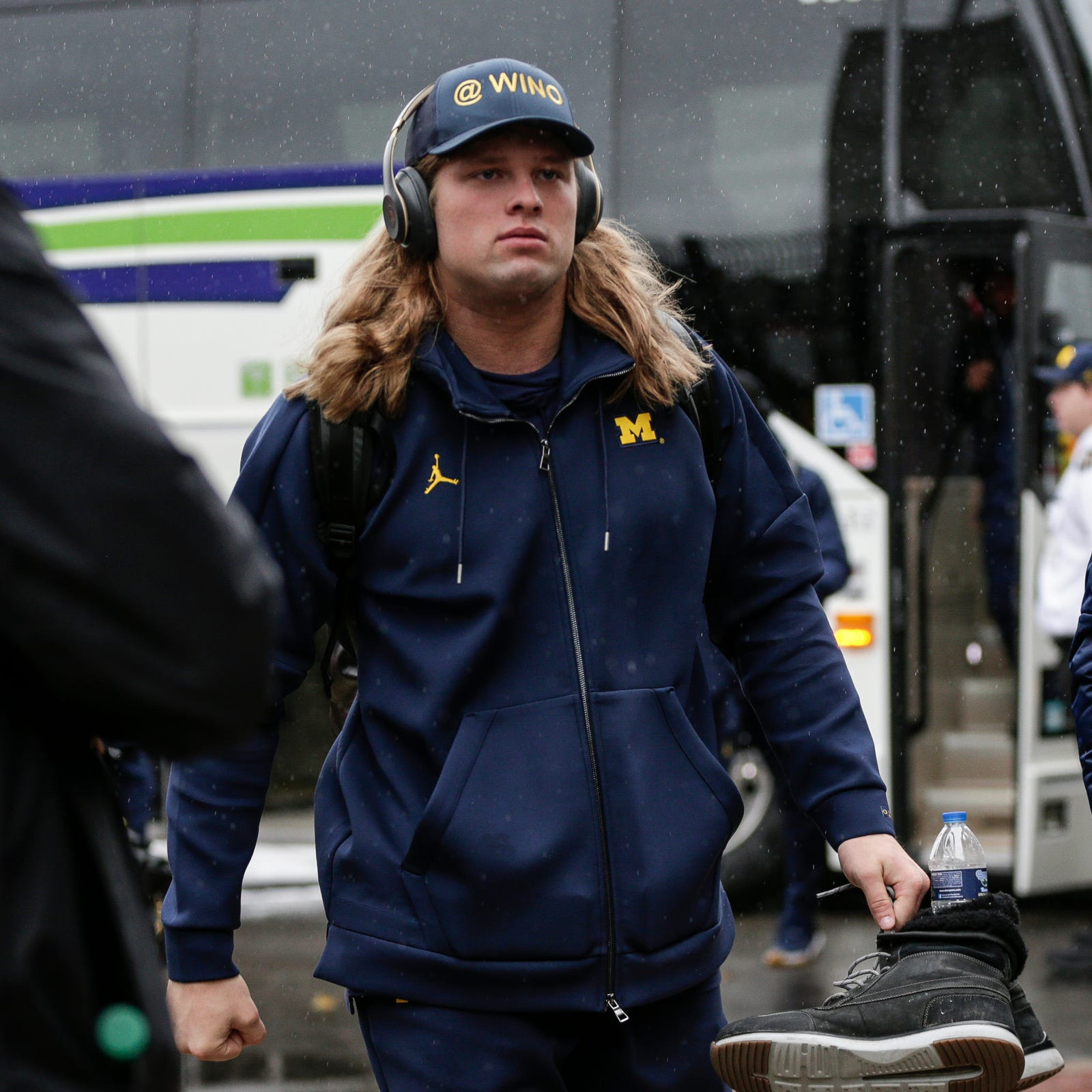 Chase Winovich called Ohio State loss a mirage. Buckeyes respond
