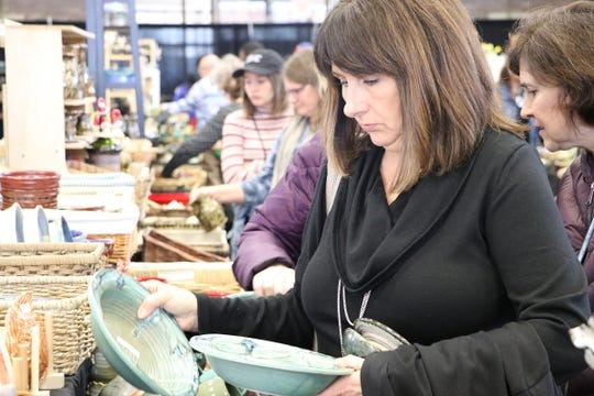 The Potters Market is returning for a fifth year to the Southfield Pavilion.