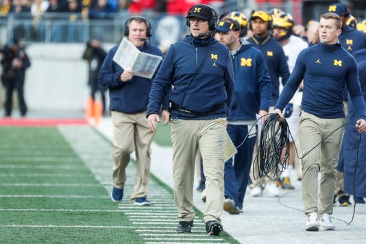 Michigan football: What we learned at Ohio State, what's next?