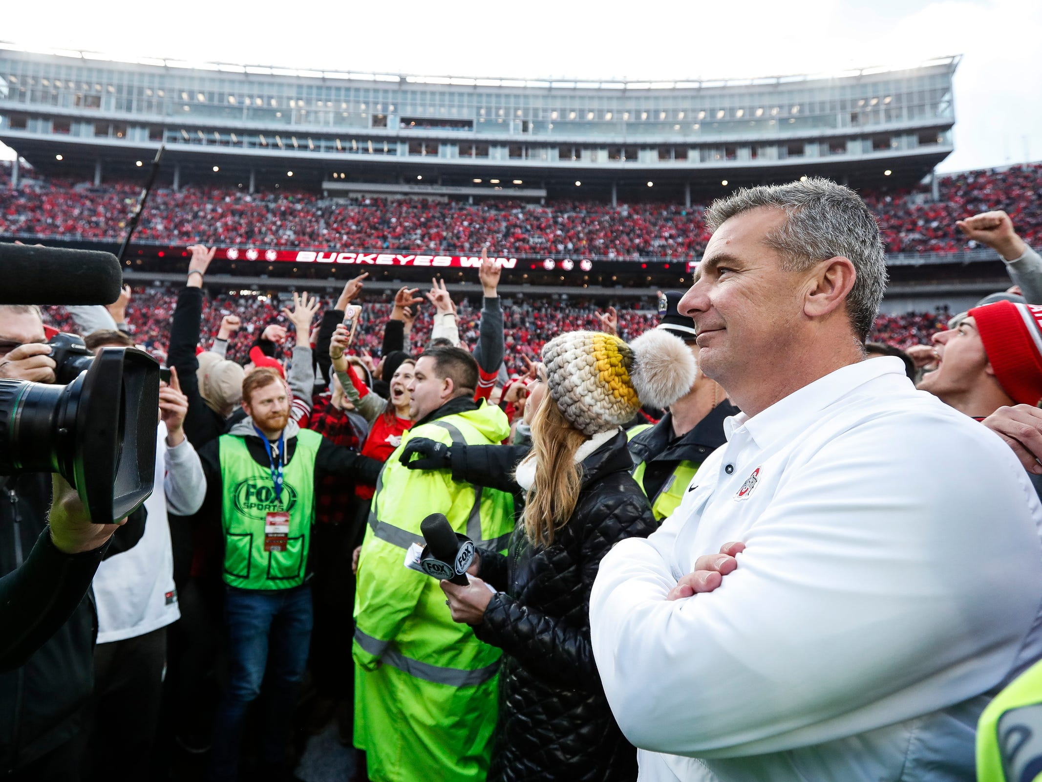 Isn't it clear? Michigan won't top Ohio State until Urban Meyer leaves