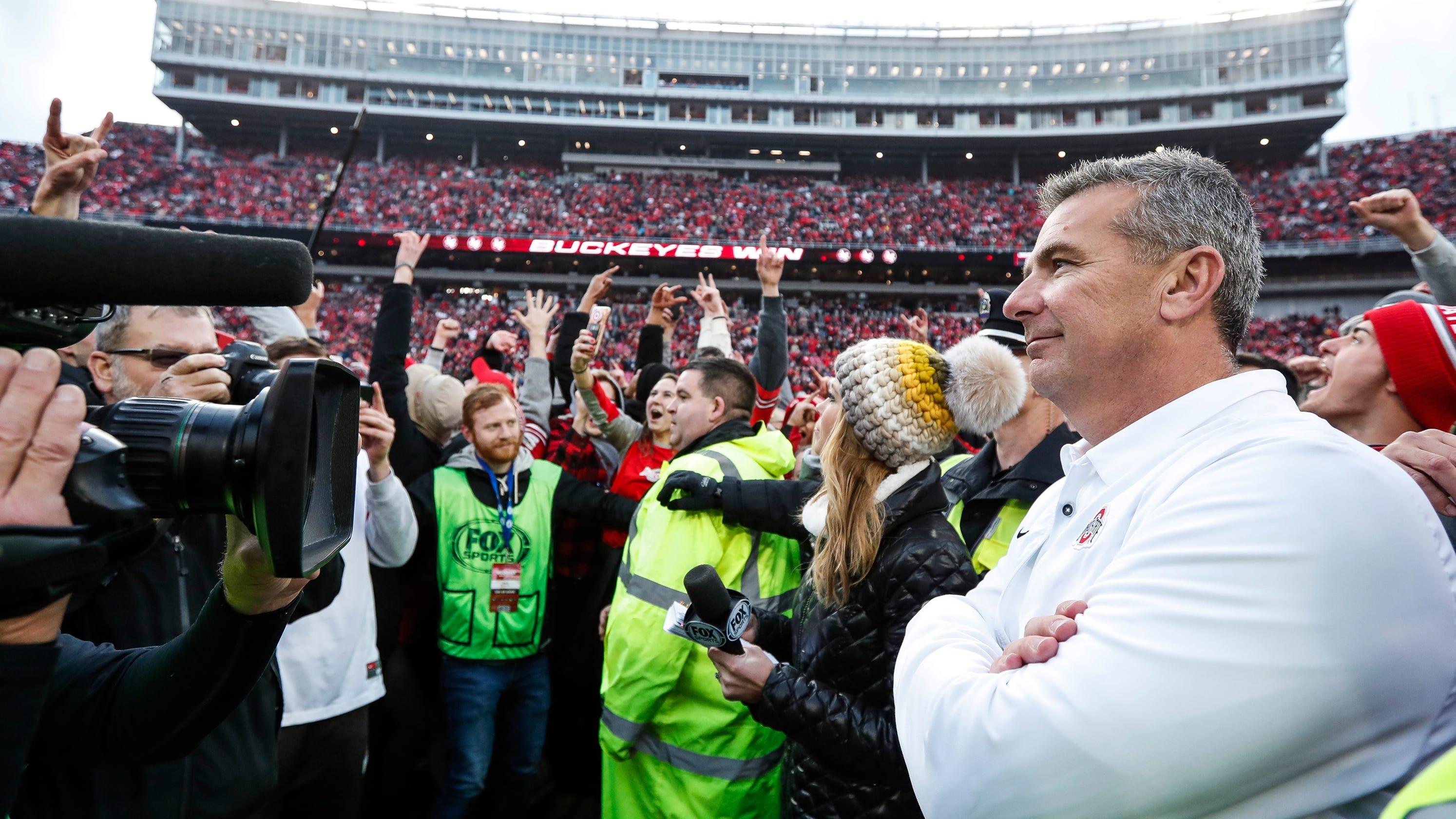 955c1fc2747 Michigan won t beat Ohio State until Urban Meyer leaves