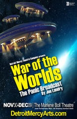 """War of the Worlds: The Panic Broadcast"" revisits the night of Oct. 30, 1938."