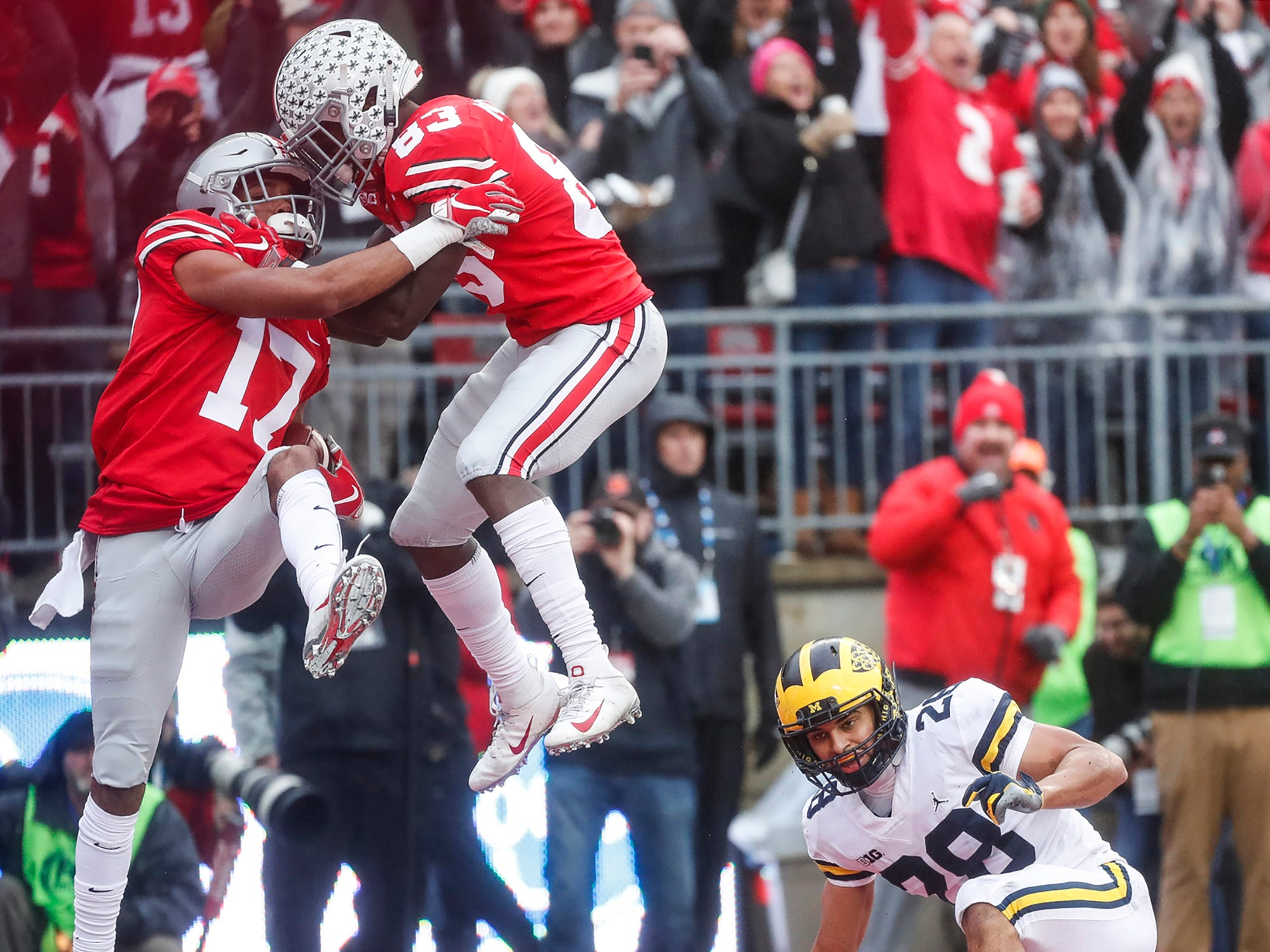 Ohio State has creativity and surprise, what Michigan football lacks