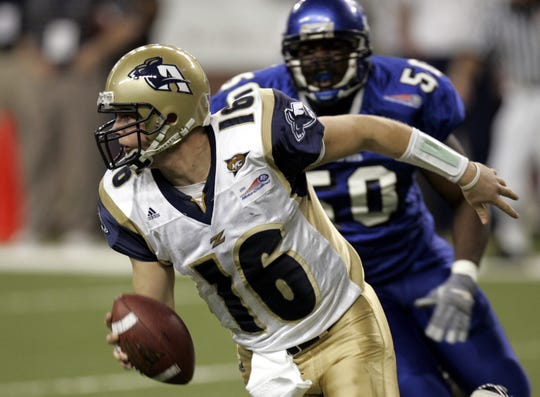 As a player at Akron, Luke Getsy participated in the Motor City Bowl in Detroit in 2005.