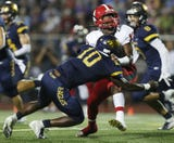 Naples High School reached its third state semifinal in four years with a 23-0 win over North Fort Myers in a region final.