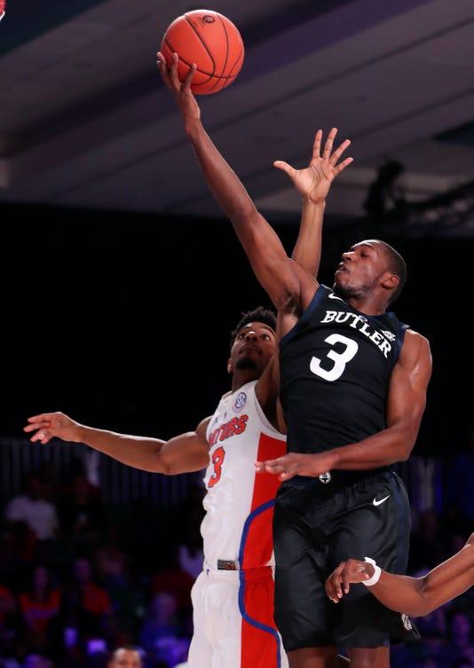 Ncaa Basketball Battle 4 Atlantis Florida Vs Butler