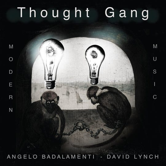 """Thought Gang"" by Thought Gang"