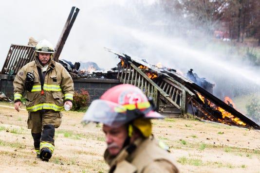 Blount Fire