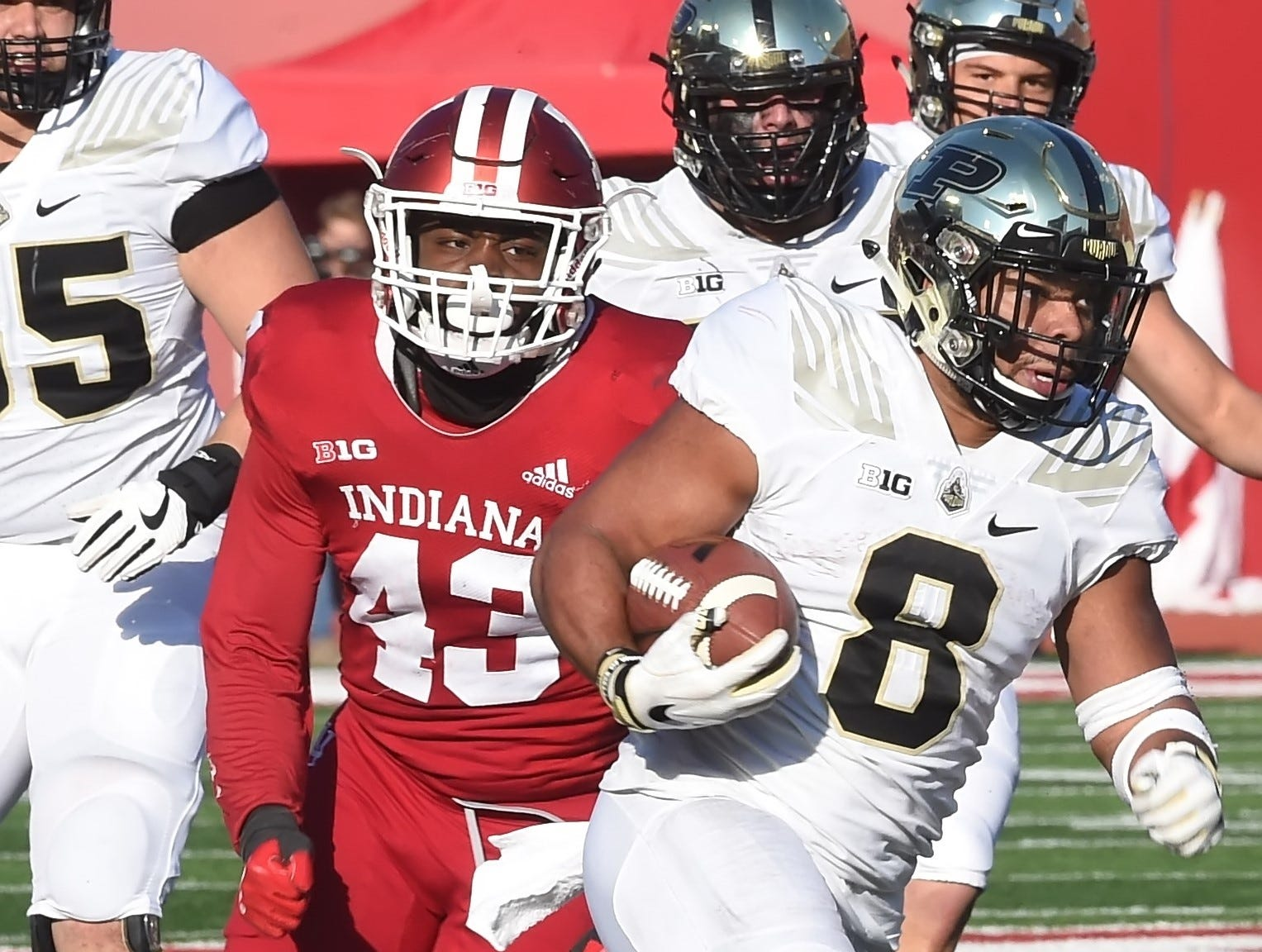 Purdue 28, Indiana 21 | How They  Scored