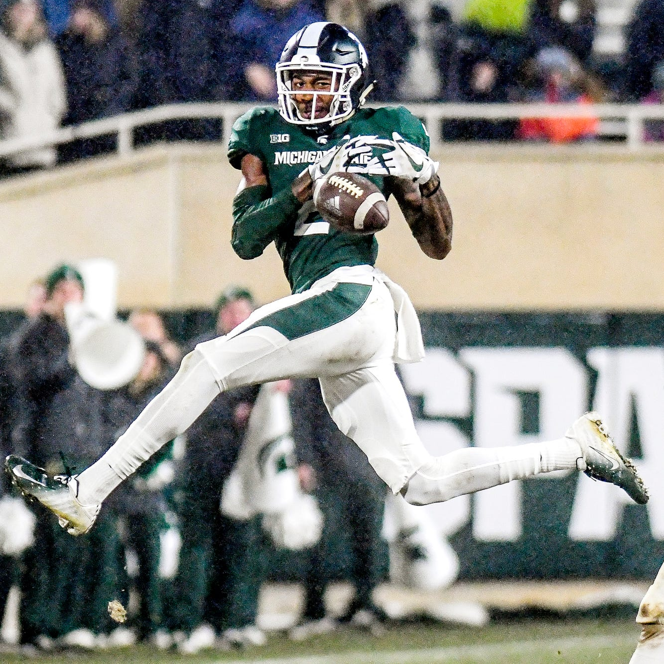 NFL Draft 2019: 3 facts on Justin Layne, former Michigan State cornerback