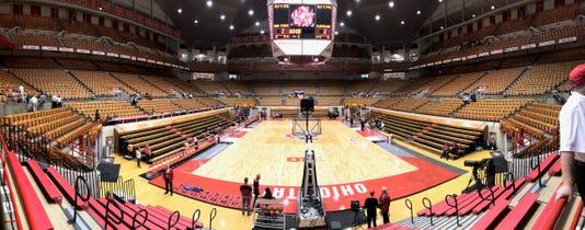 Panorama St John Arena