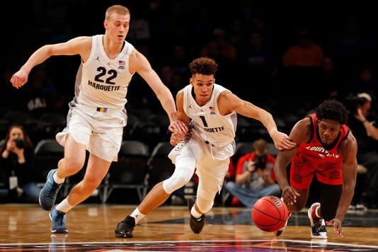 Ap Louisville Marquette Basketball