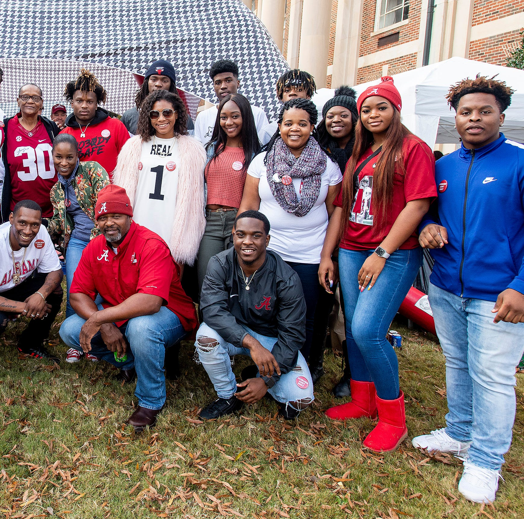 Wilson family thankful for experience at Alabama
