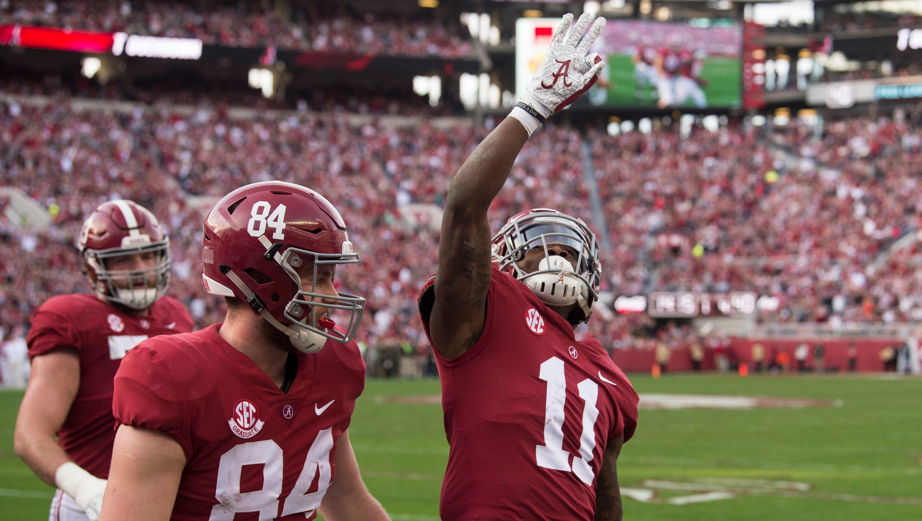 Iron Bowl scoring summary: Alabama vs. Auburn