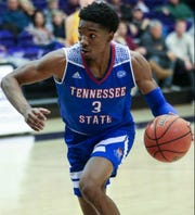 Donte Fitzpatrick-Dorsey, a transfer form Ole Miss, is leaving after just one season at Tennessee State.
