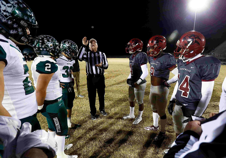 greeneville football, cade ballard beat maplewood in tssaa semifinals