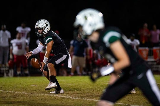 St. John Neumann senior Jensen Jones was voted Class 2A Player of the Year by statewide media after accounting for 3,495 yards of offense and 47 touchdowns. He also had 55 tackles as a linebacker and was the Celtics' longsnapper.