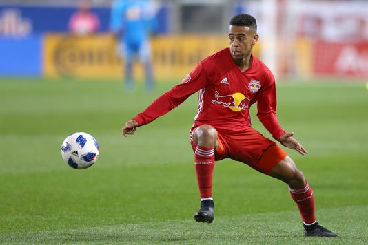 Mls Eastern Conference Semifinal Columbus Crew Sc At New York Red Bulls