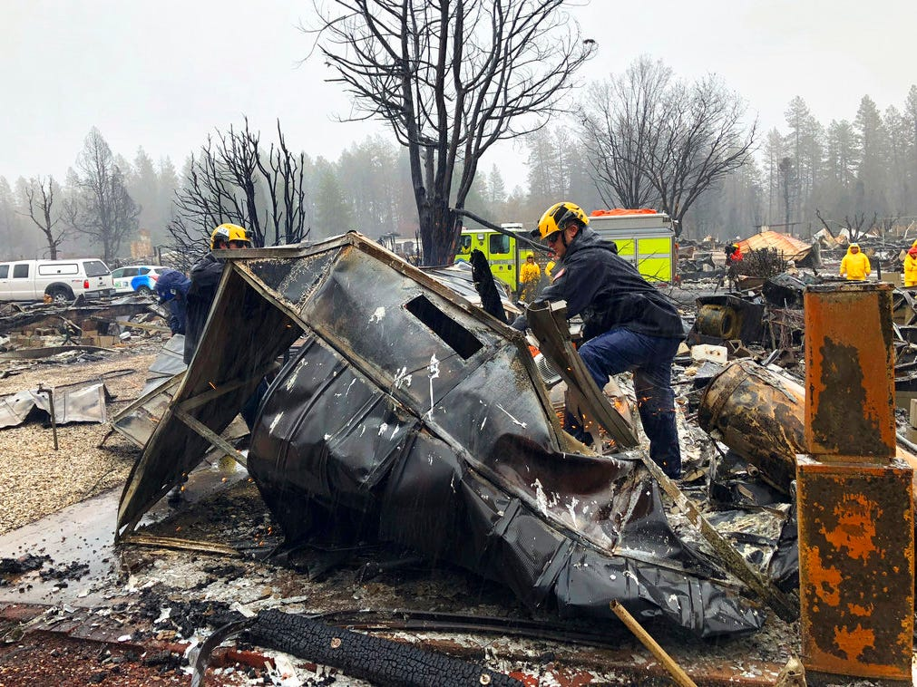 UPDATE: Death toll from Camp Fire rises to 86