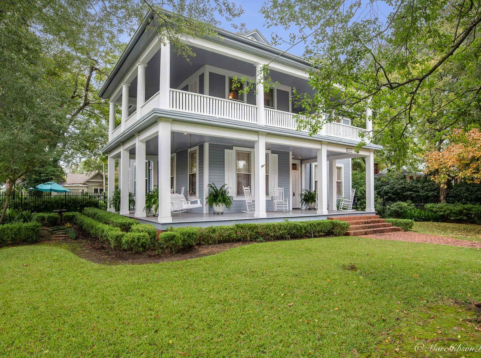 2505 Fairfield Ave.  Price: $395,000  Details: 4 bedrooms, 5 bathrooms, 3,977 square feet  Special features: 1902 updated Highland treasure with inviting porches, wraparound porch and balcony, elegant foyer, each bedroom has a private bath, master suite with sitting area, beautifully landscaped.  Contact: Lynn Roos,   455-6004