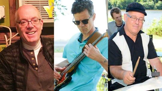 John Harlander, Karl Van Beckum andTerry Vermillion are the HV² Jazz Trio.