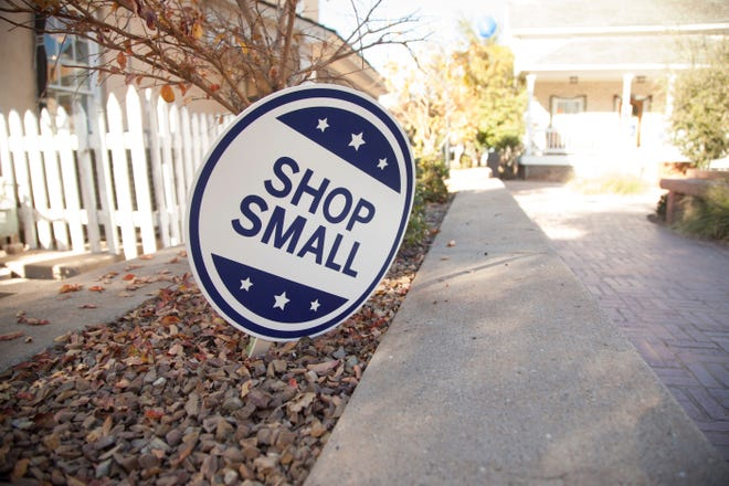 The Small Business Saturday campaign was created by American Express in 2010 to help small businesses nationally garner their share of holiday shopping dollars.