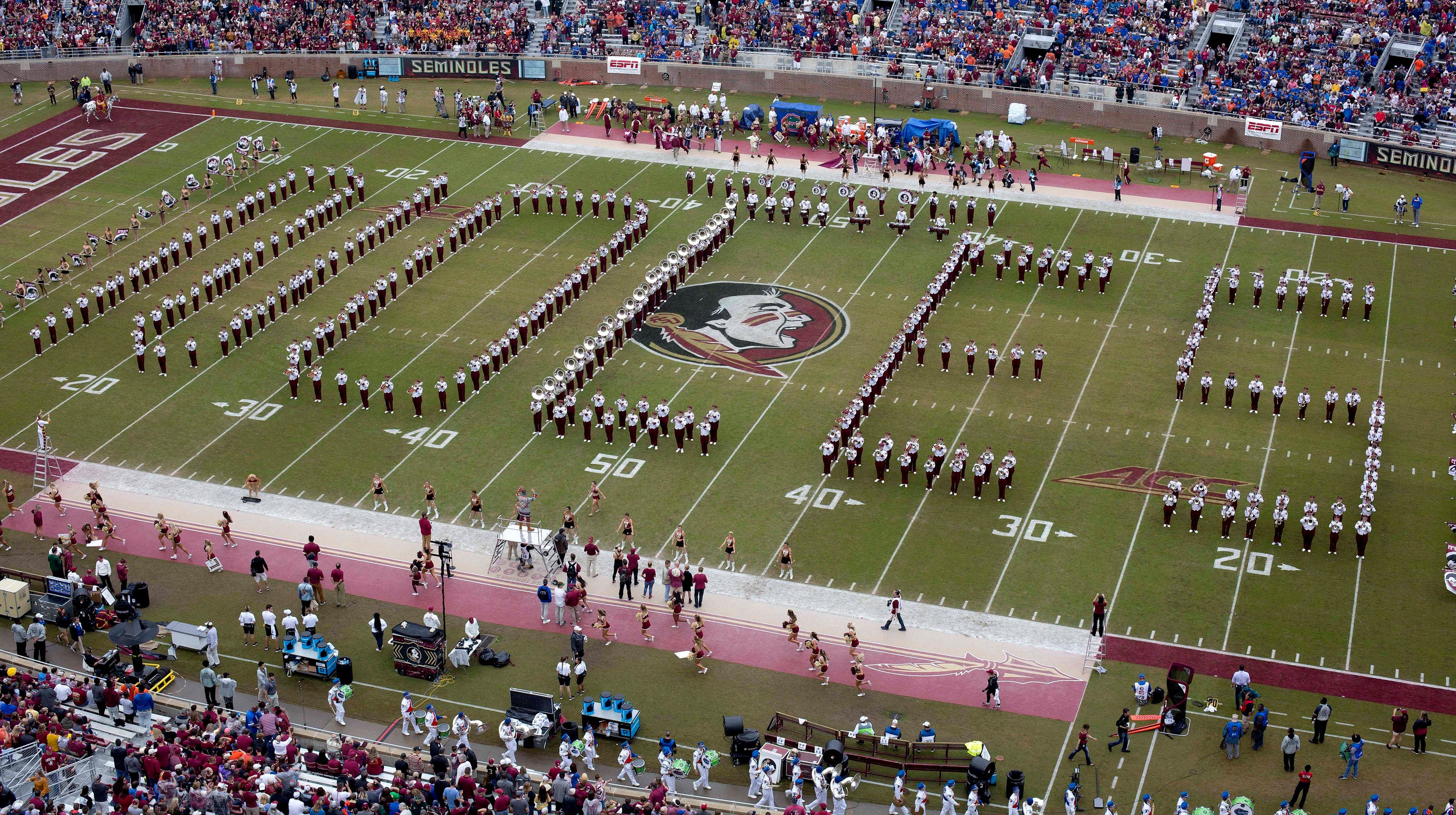 Fsu 2019 Football Schedule Notes And Results