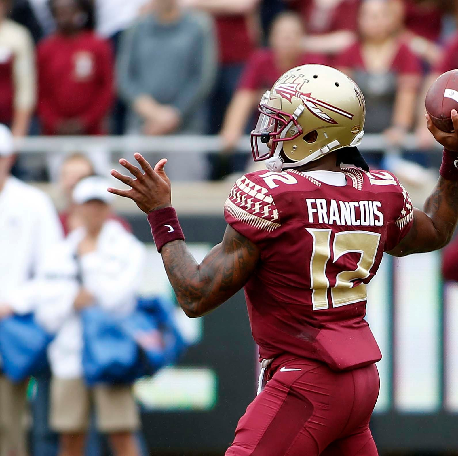 Report: Former Florida State quarterback Deondre Francois transferring to FAU