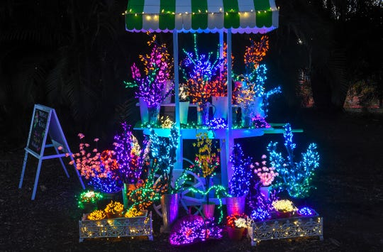Heathcote's fifth annual Garden of Lights kicks off this weekend at Heathcote Botanical Gardens, 210 Savannah Road, Fort Pierce. It lasts from 5:30-9 p.m. every Friday and Saturday through the end of December, as well as two Sundays, Dec. 15 and Dec. 22.