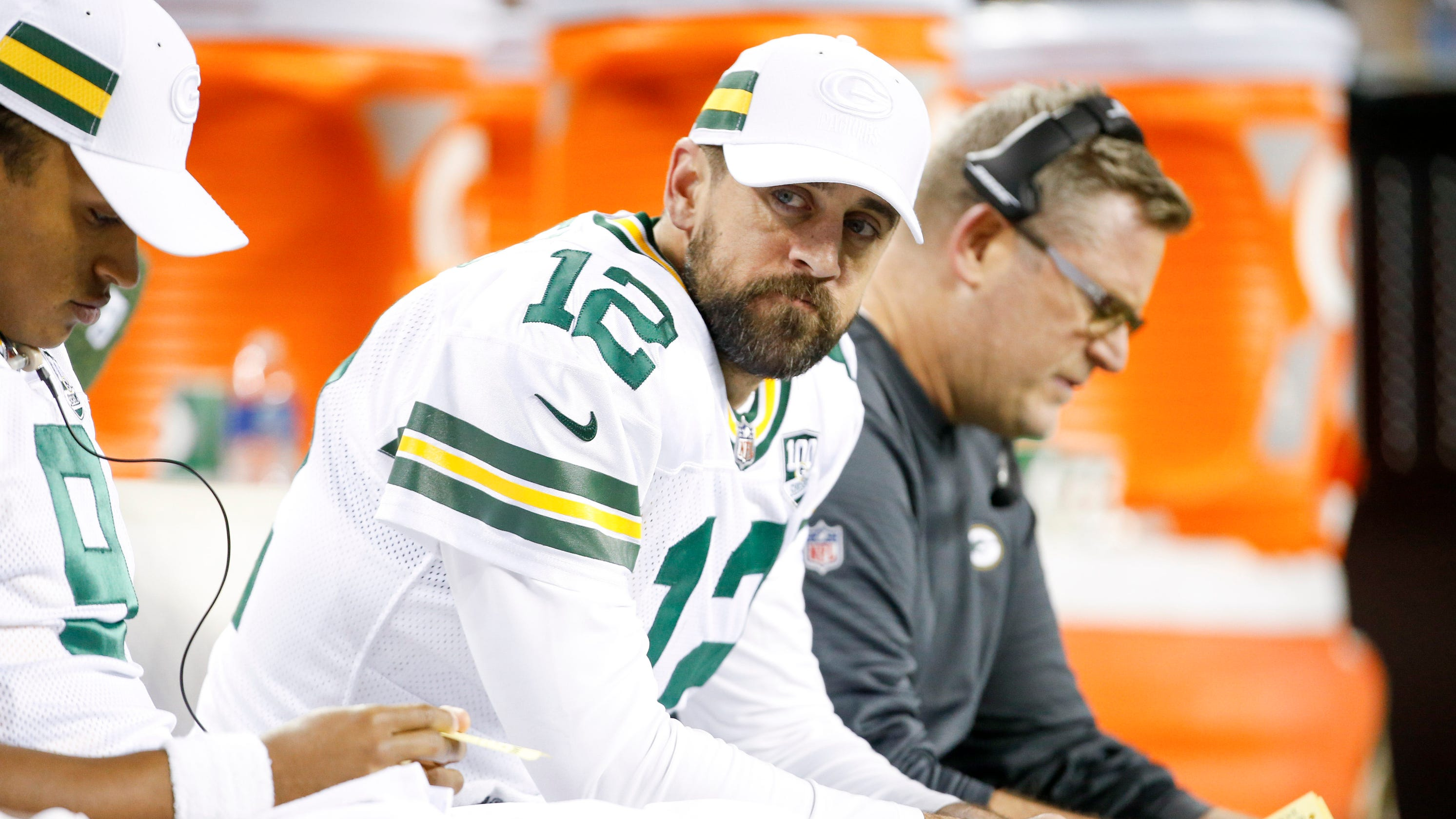 NFL Week 12 matchups to watch  Can Aaron Rodgers rescue Packers  season vs.  Vikings  576e9007ae72