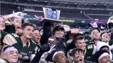 The top two teams in the Asbury Park Press Top 10 - Red Bank Catholic and Mater Dei - met with an NJSIAA overall Group state championship on the line at MetLife Stadium.