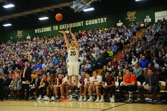 Bucknell Vs Vermont Men S Basketball 11 25 18