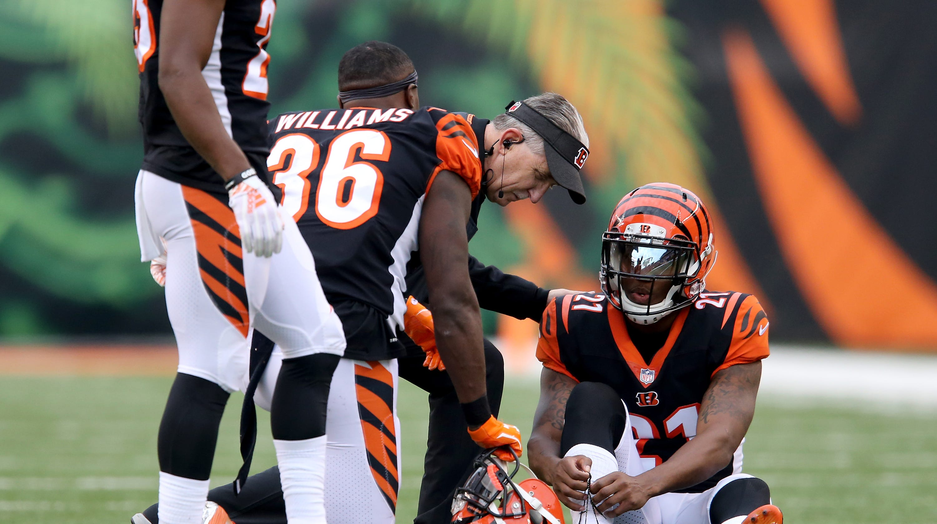 Cincinnati Bengals  How much are injuries to blame  7e82c7baa