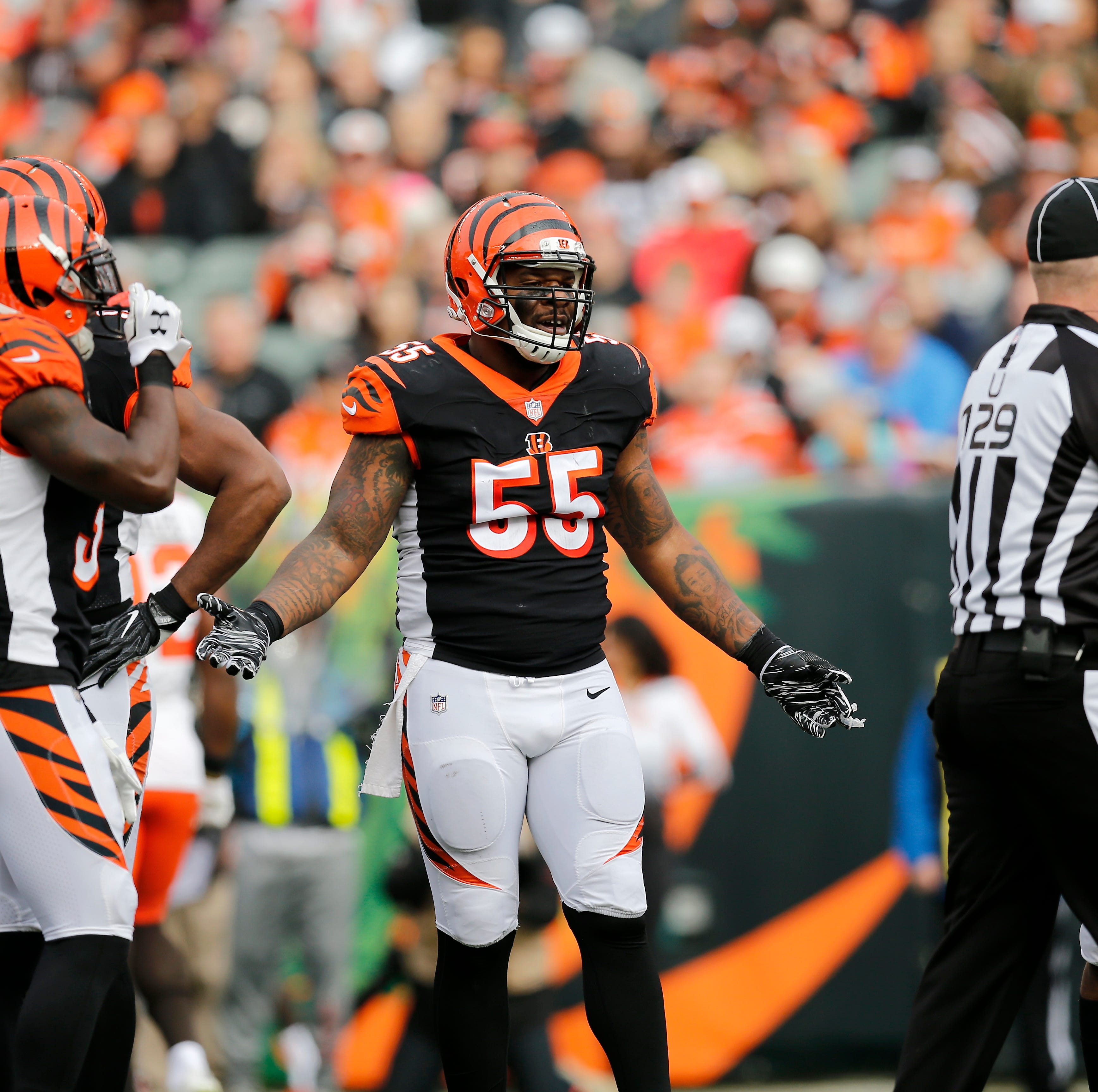 Offseason moves Bengals should make: Vontaze Burfict and defense