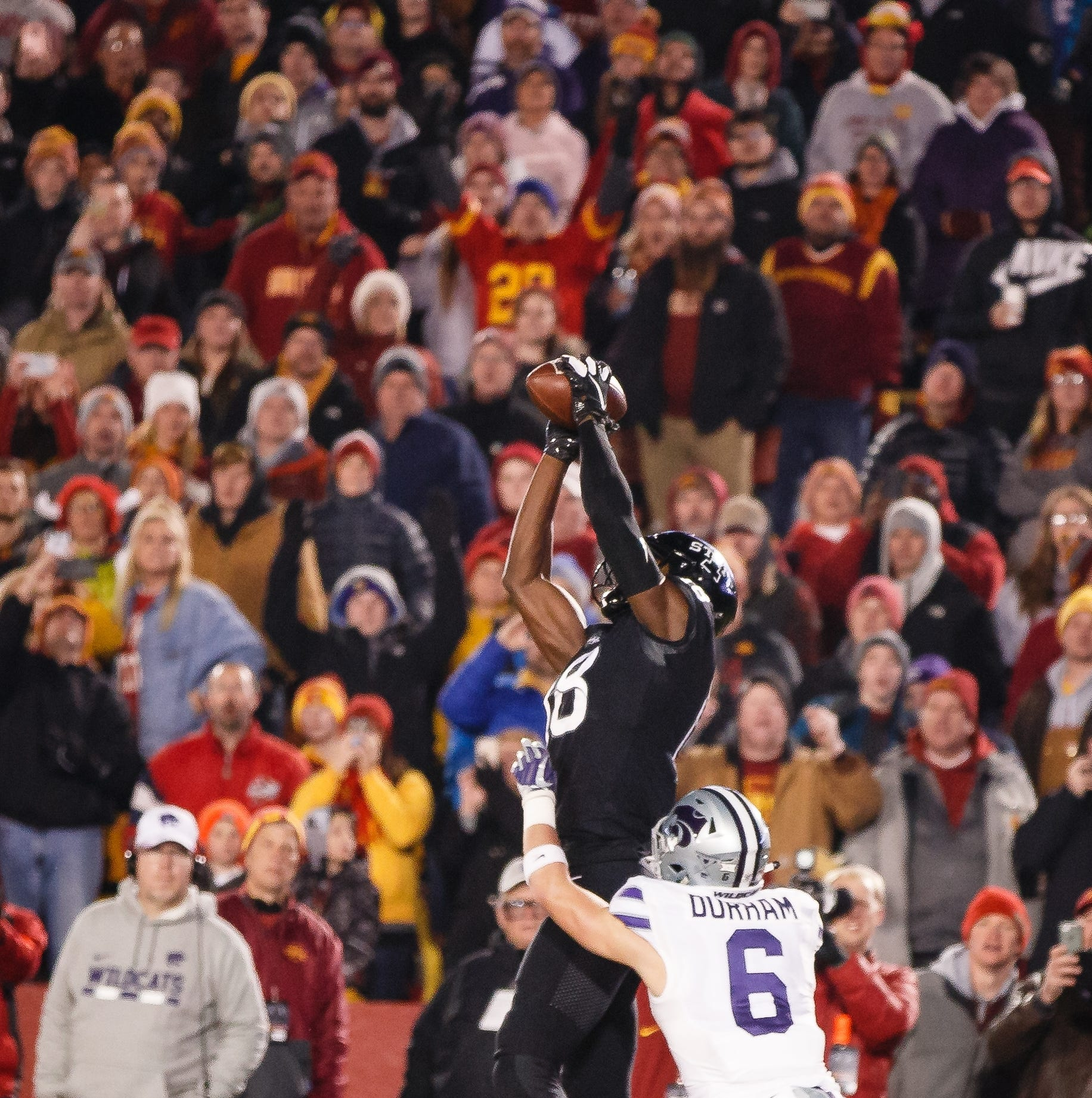 NFL Draft: What the Arizona Cardinals are getting in Iowa State receiver Hakeem Butler