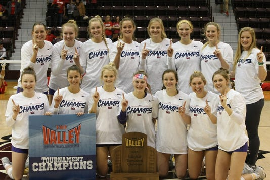 Northern Iowa downs Illinois State to win 17th MVC volleyball tournament title