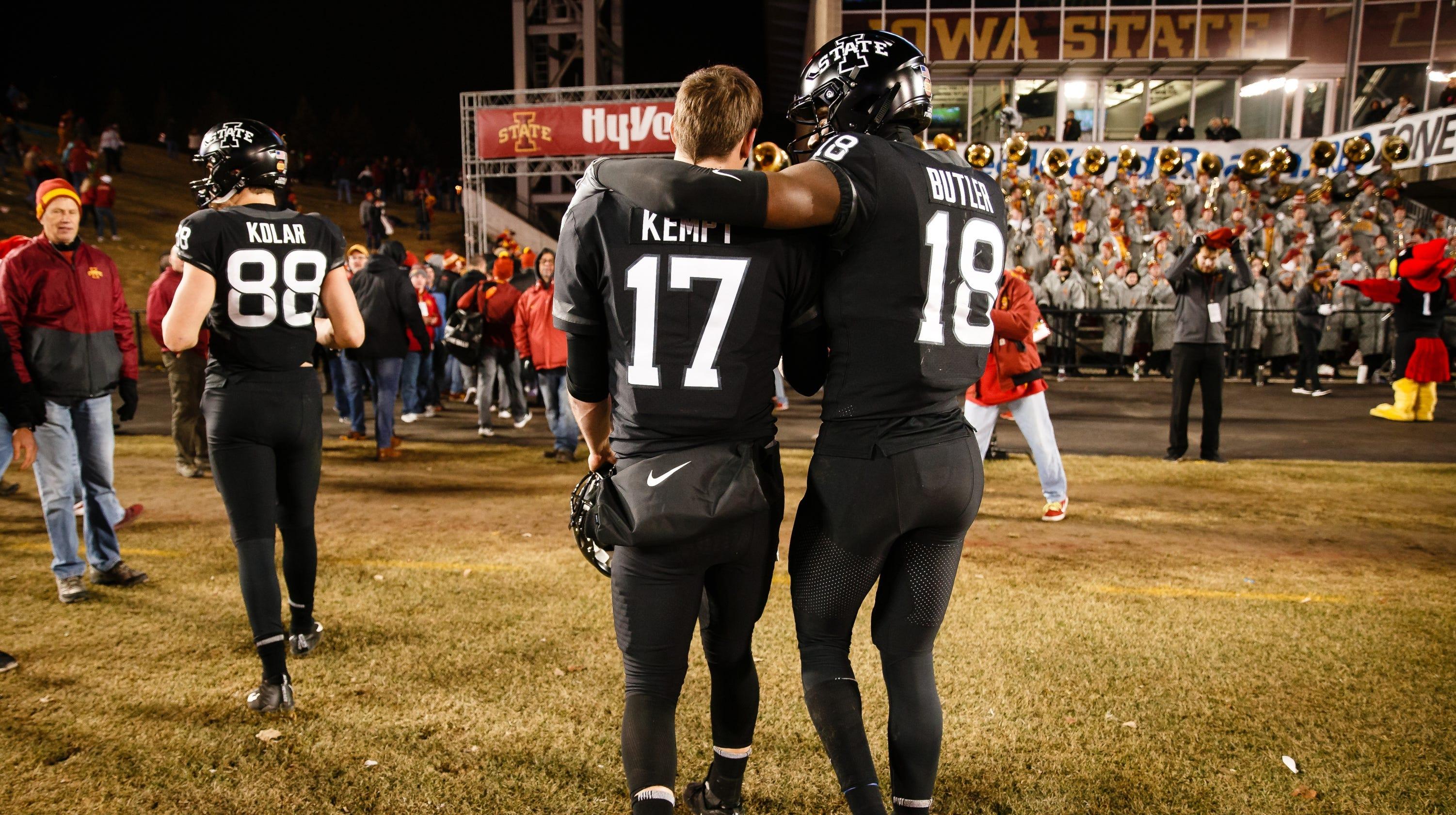 Big 12 football: Iowa State Cyclones vs  Drake Bulldogs