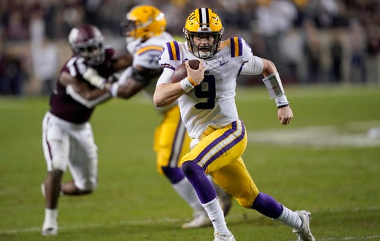 13. LSU (10-2) | Last game: Lost to Texas A&M, 74-72 | Previous ranking: 9