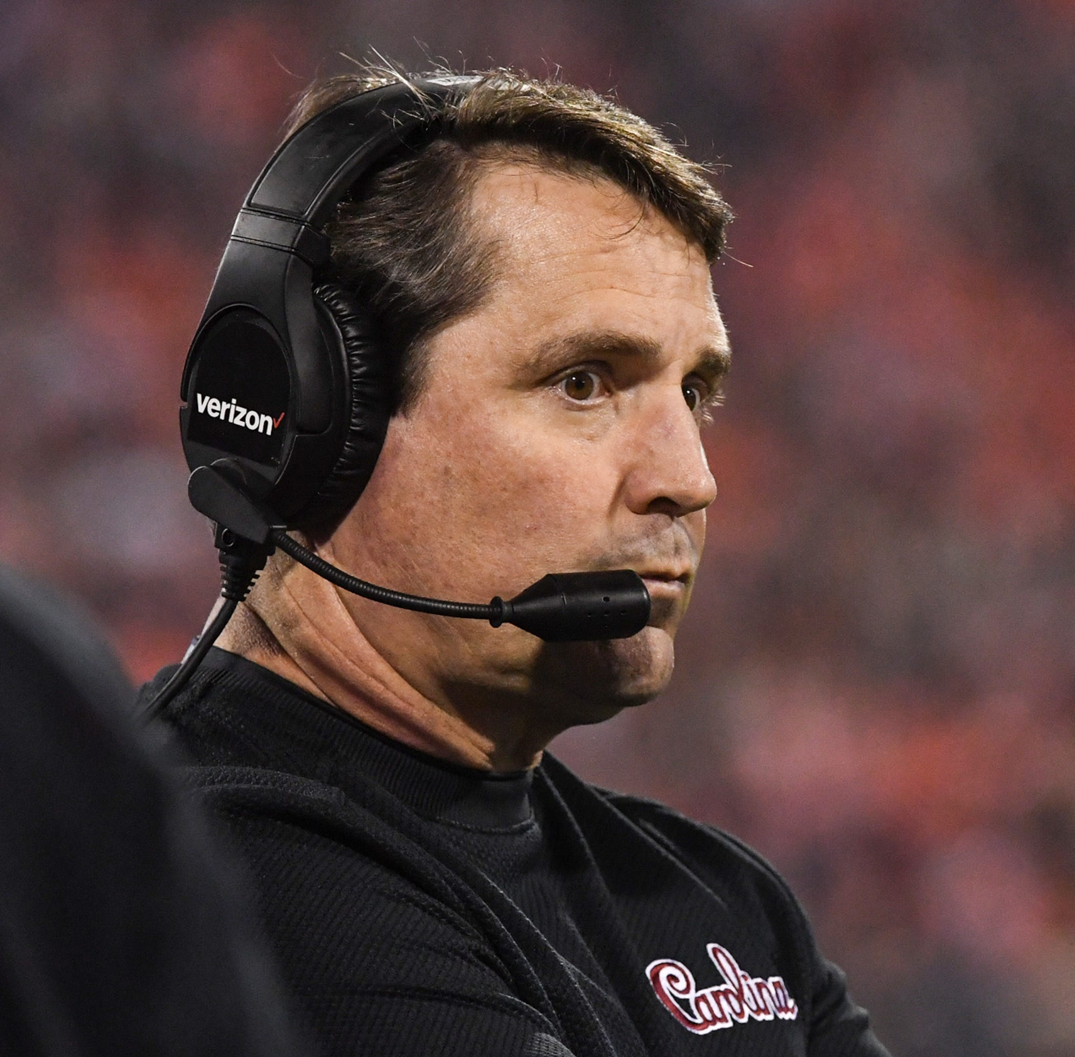 South Carolina extends contracts for Will Muschamp, assistants