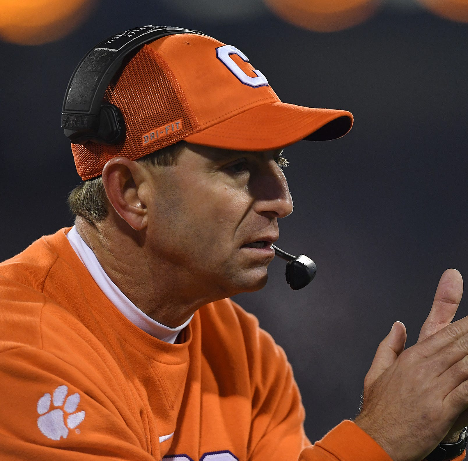Dabo Swinney, College Football Playoff coaches have earned $1.1 million in bonuses