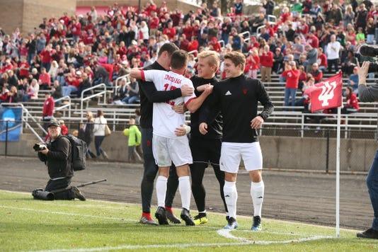 Bloomington In 2018 11 25 Men S Soccer Vs Air Force