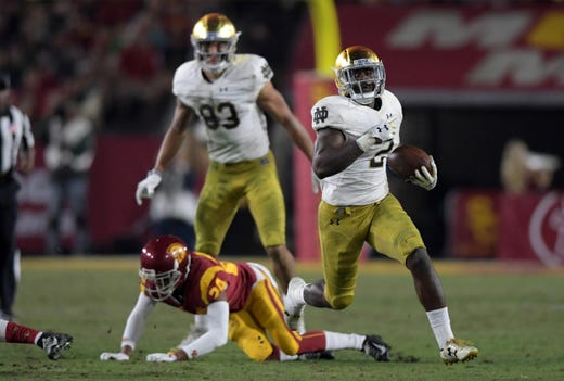 3 Reasons Notre Dame Football Beat Usc Booked Playoff Berth