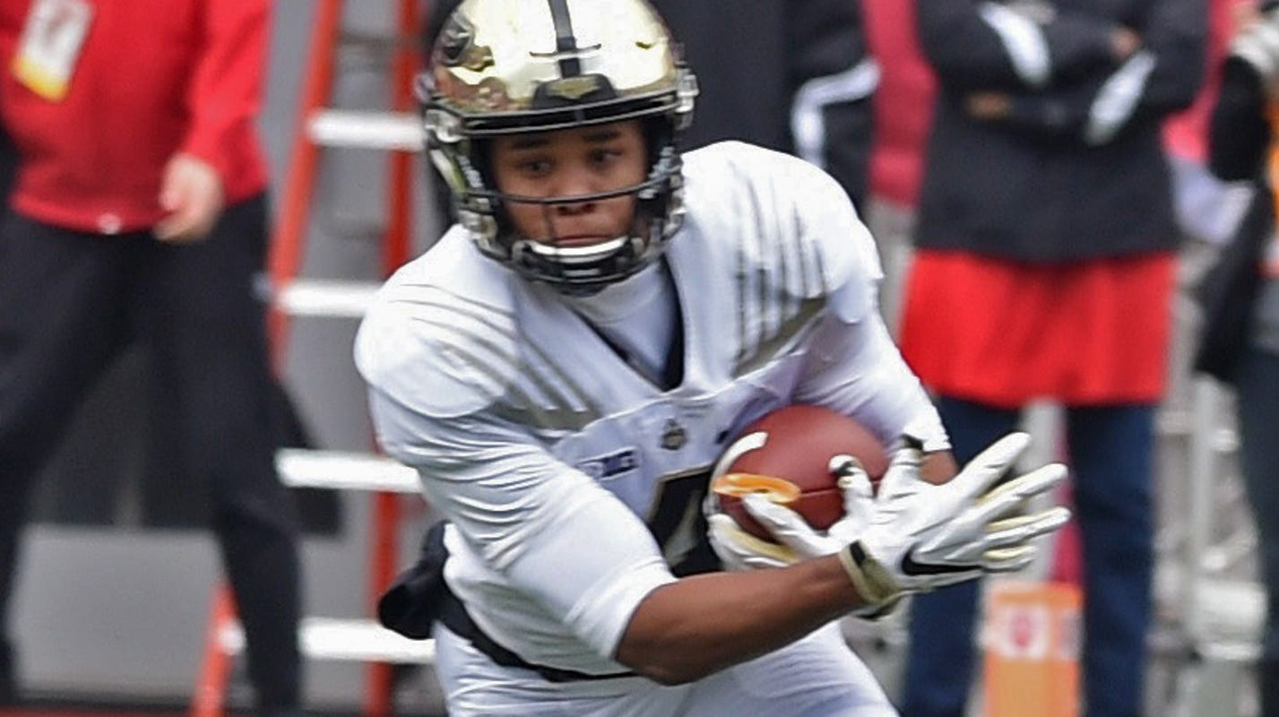 A look at Rondale Moore s Purdue and Trinity football career 73a8a6744