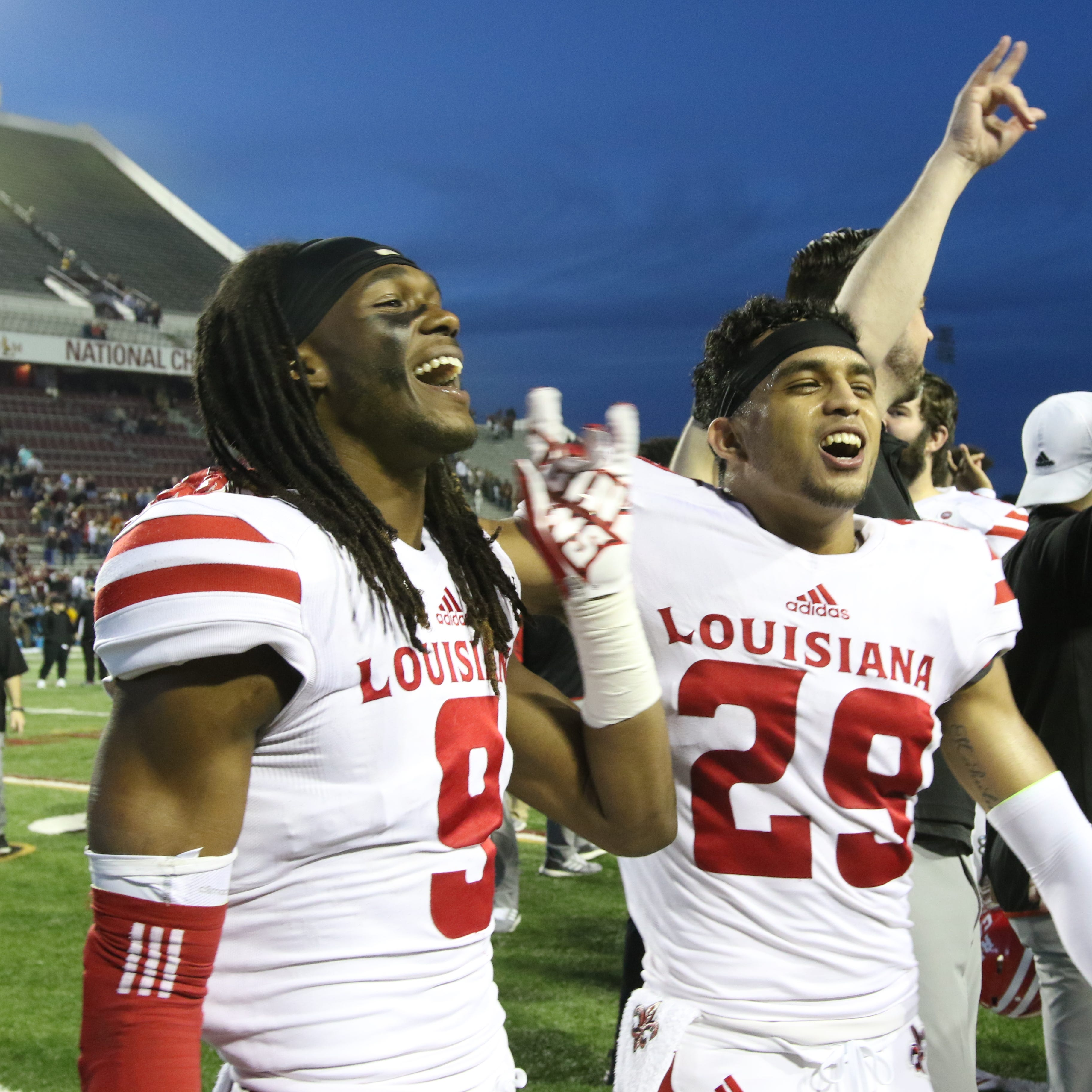 A laughing matter: How UL went from 1-3 to a bowl team