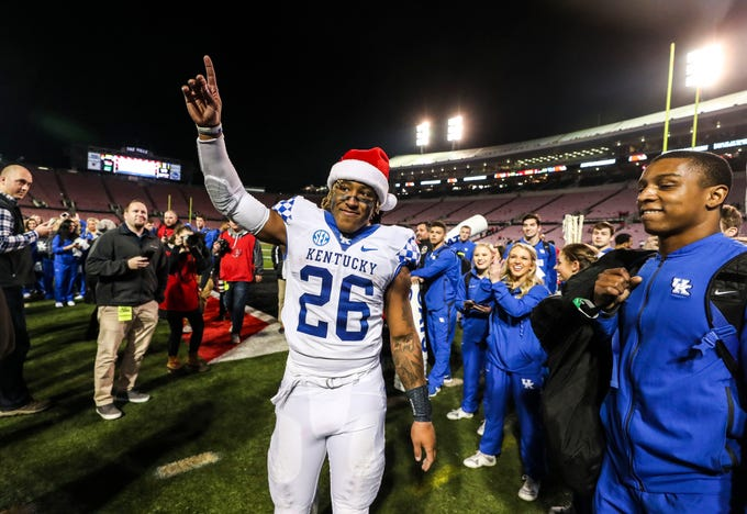 Governor's Cup 2018: Kentucky football takes on Louisville