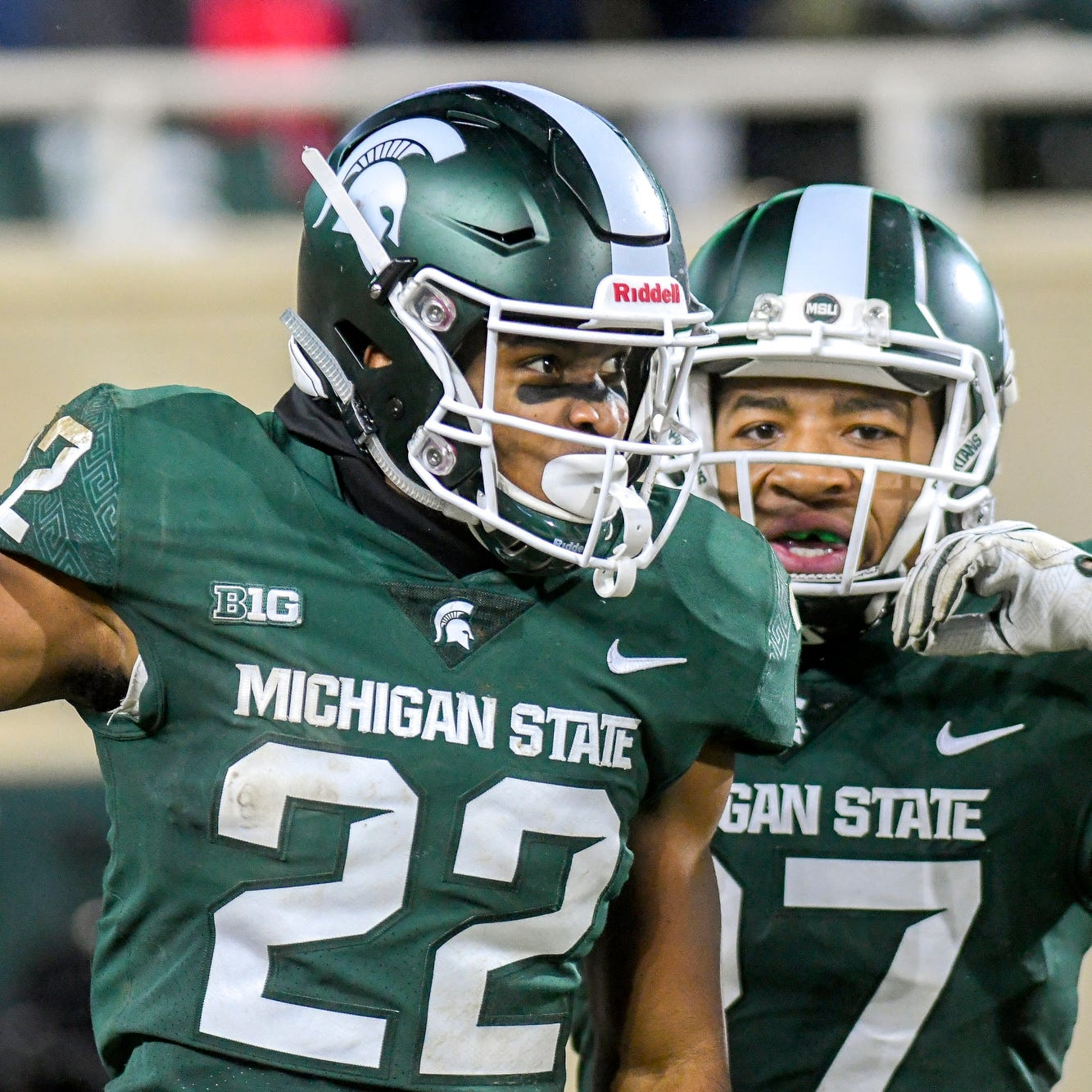 Josiah Scott now the leader of Michigan State's 'No Fly Zone' secondary
