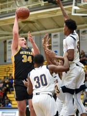 West Allis Central senior forward Jacob Fierst comes into the tournament averaging 21.0 points a game.