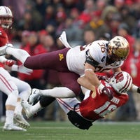 8348e7d2 Who will Bengals draft? Linebacker the top priority