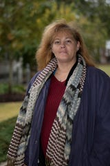Nannette Ruelle has been rationing medication for neuropathic pain in her feet and ankles since her insurance was cut off in September. She's locked out of Arkansas Works until Jan. 1.