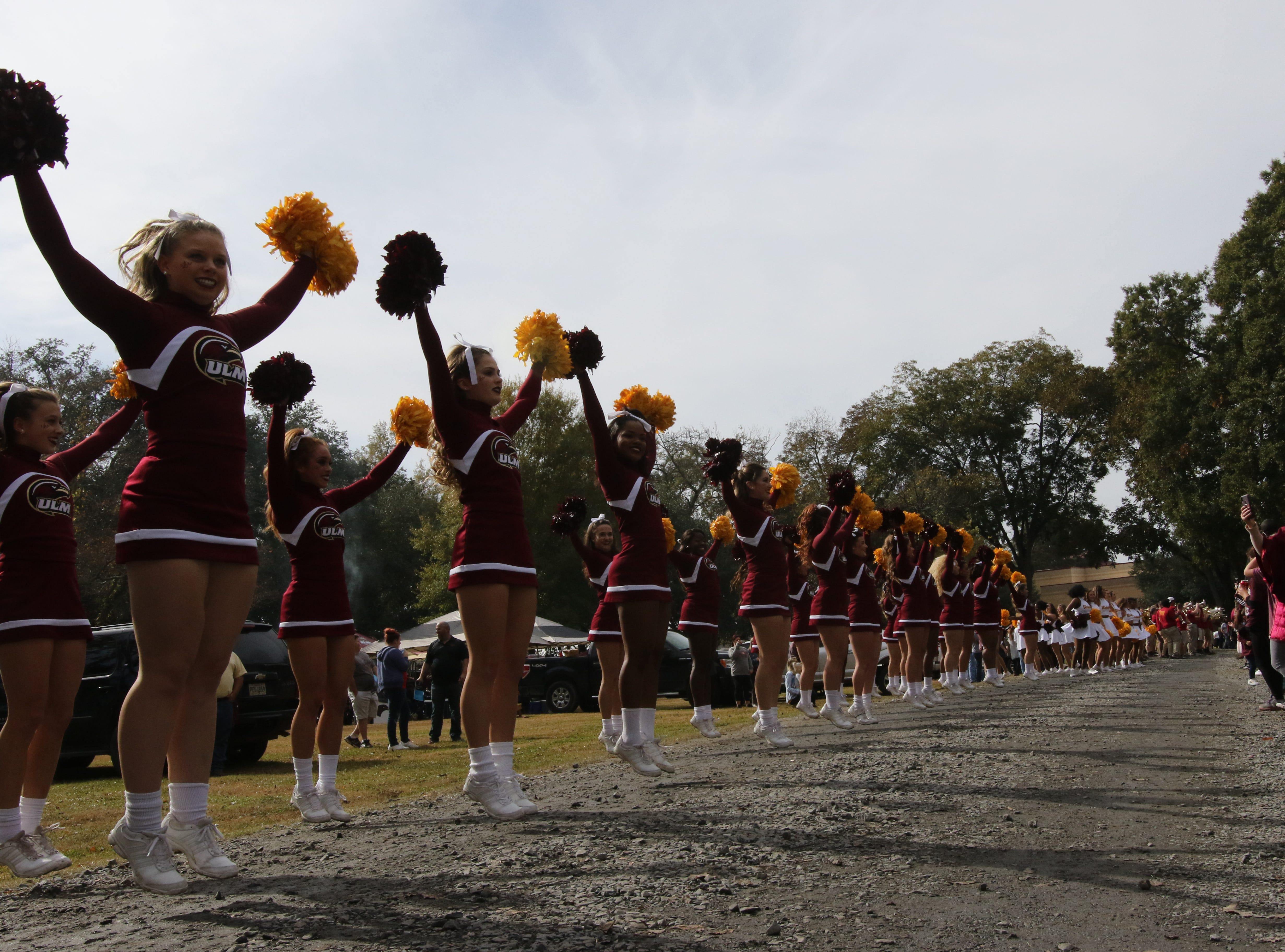 University of Louisiana at Lafayette vs. University of Louisiana at Monroe